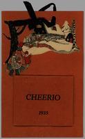 Cheerio Club 1935