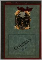 Cheerio Club 1931