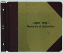 Municipality of Spallumcheen Land Rolls
